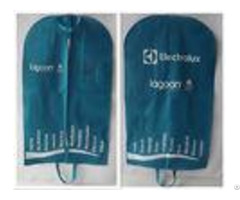 Fashionable Mens Suit Garment Bag In Non Woven Fabric Iso9001 Certification