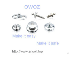 Guitar Buttons Loxx Fasteners Tomax Snap