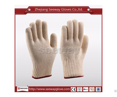 Seeway M300 2layers Cotton Heat Resistant Industry Work Gloves