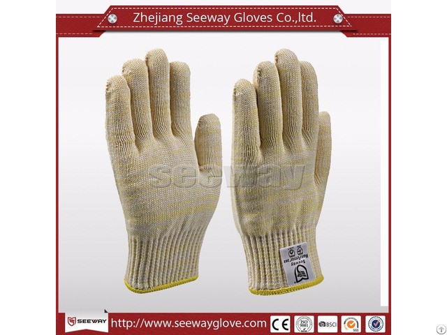 Seeway M400 Aramid High Heat Resistant Kitchen Oven Grill Gloves