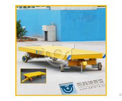 Material Transport Factory Trailer With Strong Load Ability