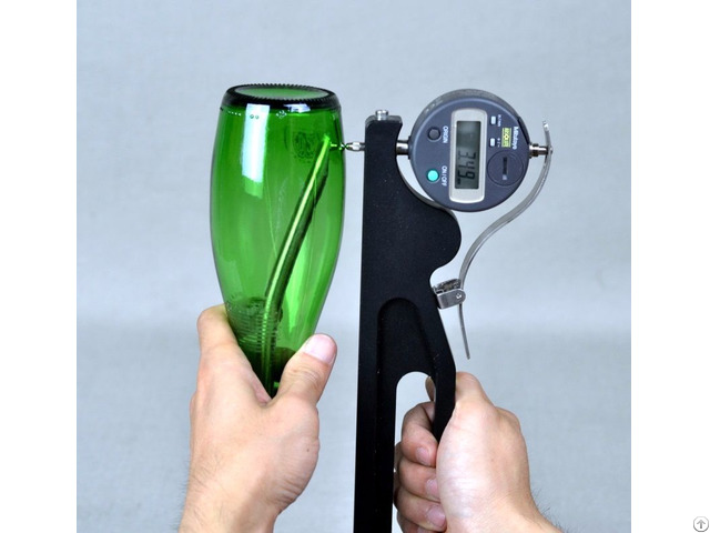 Glass Bottle Wall Thickness Gauge