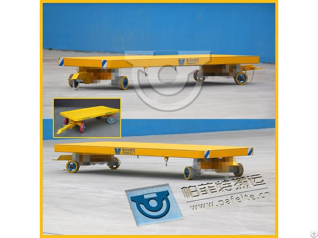 Material Handling Equipment Towable Trolley