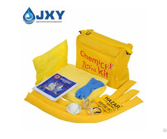 Thirty Litres Clear Spill Chemical Kit Bag