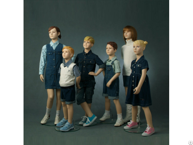 Make Up Kids Realistic Mannequin