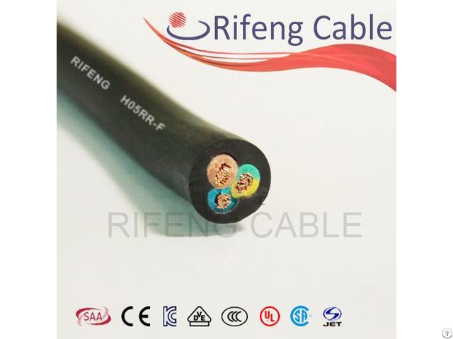 H05rr F Rubber Cable Kabel Vde