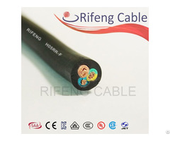 H05rr F Rubber Cable Kabel Vde