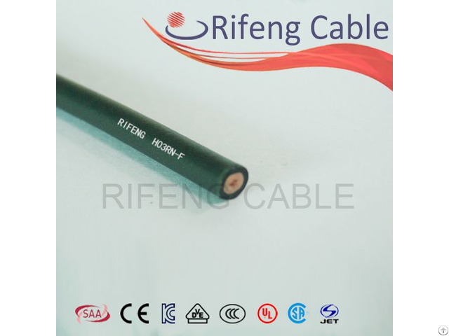 H03rn F 300 500v Rubber Cable