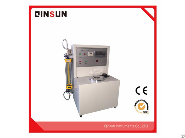 Medical Testiles Air Flow Resistance Tester