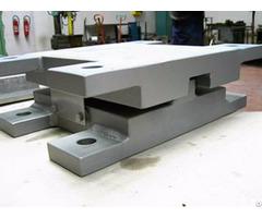 Pot Bearing For Load And Movement Transmitting