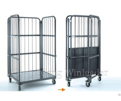 Warehouse Cage