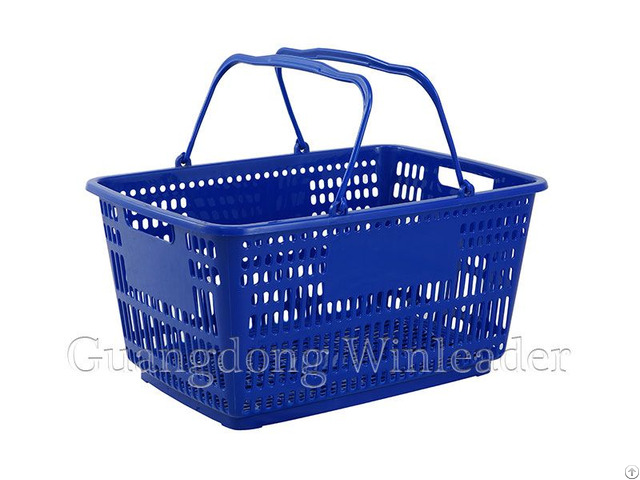 Plastic Hand Basket