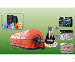 Tyre To Oil Recycling Process Plant