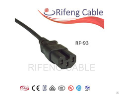 Rf 93 Vde Power Cable With Europe Plug Heat