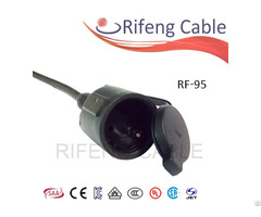 Rf 95 Europe Plug With Power Cable New Style
