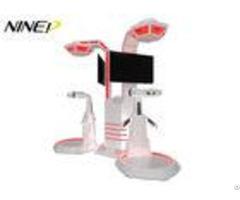 Multiplayer 9d Vr Shooting Simulator Virtual Reality Battle Game Machine