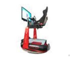 Immersive 9d Virtual Reality Racing Car Adventurous Experience Exploration
