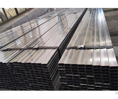 Pre Galvanized Steel Square Pipes