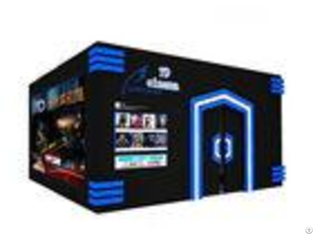 Vr Chair Motion Theater 5d 7d Virtual Reality Cinema Gaming Platform Equipment