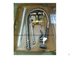 5kg Ecolco High Pressure Faucet For Restaurants Stainless Steel