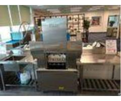Commercial Kitchen Dishwashing Equipment Restaurant Style Dishwasher
