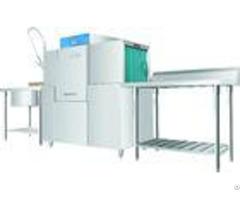 Hotel Commercial Dishwashing Machine Eco M140 Dispenser Inside Iso Certification