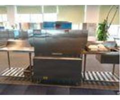 1600h 1100w 750d Restaurant Style Dishwasher 1 5kw Wash Pump 0 1kw Rinse Pump