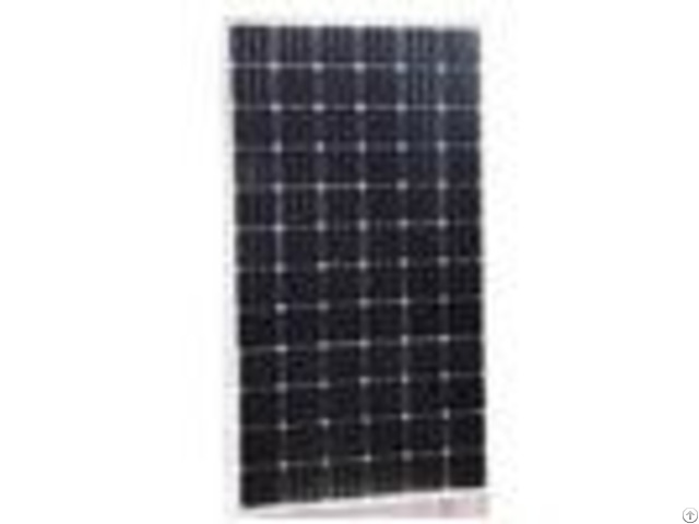 Full Power 315w Solar Panel Monocrystalline 36v Working Voltage For Roof