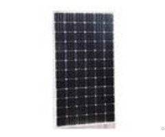 Full Power 315w Solar Panel Monocrystalline 36v Working Voltage For Roof