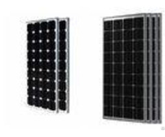 36v Solar Panel Monocrystallineantireflective Glass Boost Bearing Capability