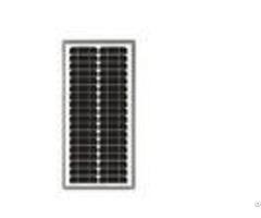 House Solar Panels Monocrystalline17 5v Power Voltage Weathering Resistance Tpt