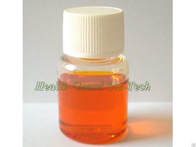 Seabuckthorn Fruit Oil By Co2
