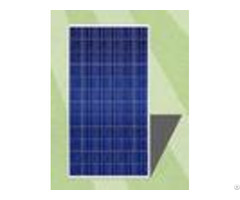 Domestic Multicrystalline Solar Panels300 Watt Anti Aging Eva Dark Blue Frame