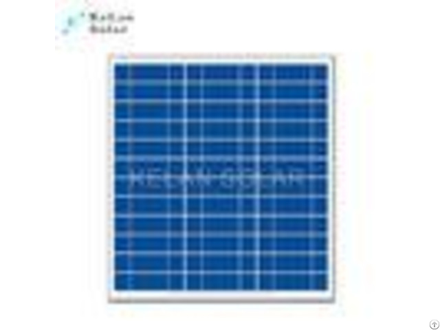 30w Polycrystalline Solar Panel Weathering Resistance Tpt With 25 Years Warranty