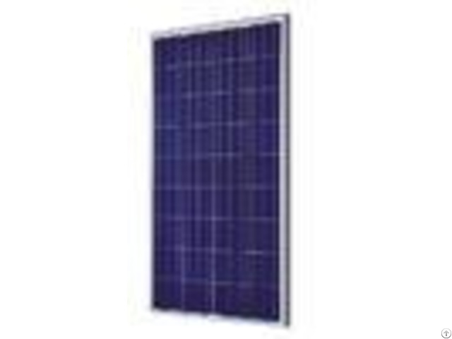 House Polycrystalline Solar Panel 180w Crystalline Pv Modules Silver Frames