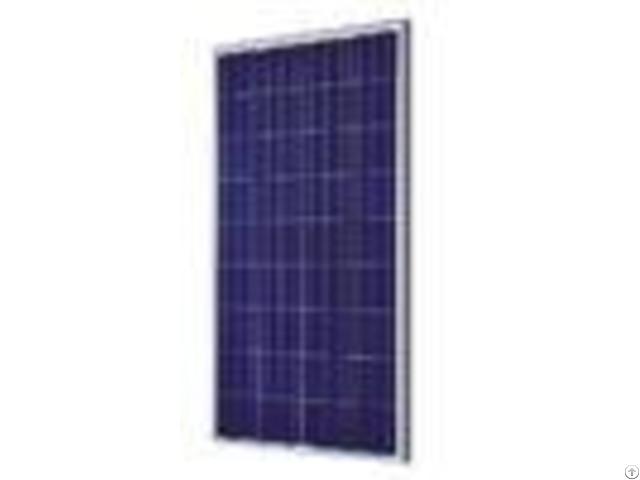 House Polycrystalline Solar Panel 180w Crystalline Pv Modules Silver Frames