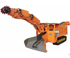 Milling And Digging Machine