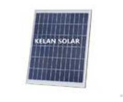 Home Polycrystalline Solar Panel 70w Crystalline Pv Modulesquick Installation