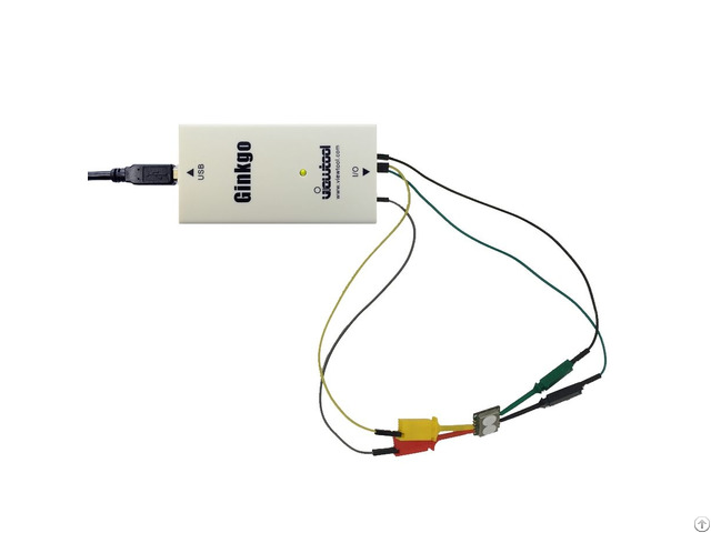 Ginkgo Usb I2c Adapter Ht01 Hcho Voc Temperature Humidity Co2 Module