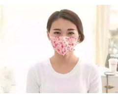 N95 Folding Butterfly Face Mask