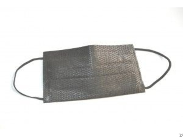 Printed Nonwoven Face Mask