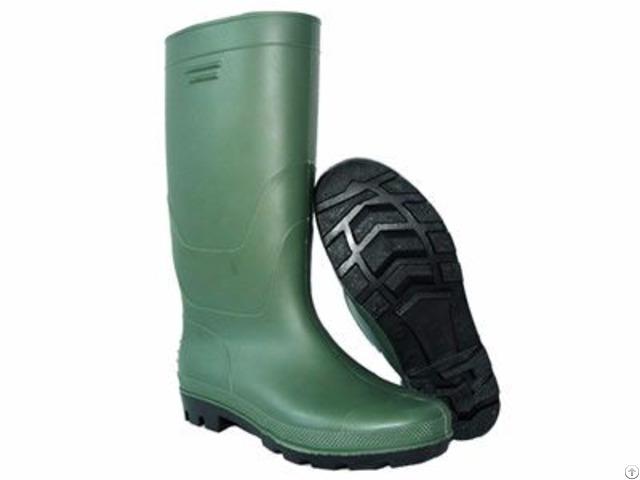 Light Duty Pvc Safety Boot