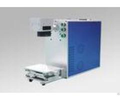 20w 30w 50w High Precision Fiber Laser Marking Machine For Metal