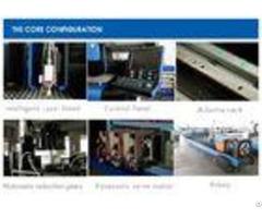 High Speed Precision Fiber Laser Cutting Machine 500 Watt Energy Saving