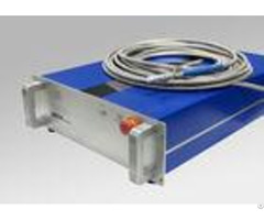 Continious Wavelength Fiber Laser Source High Efficiency For Cutting Welding