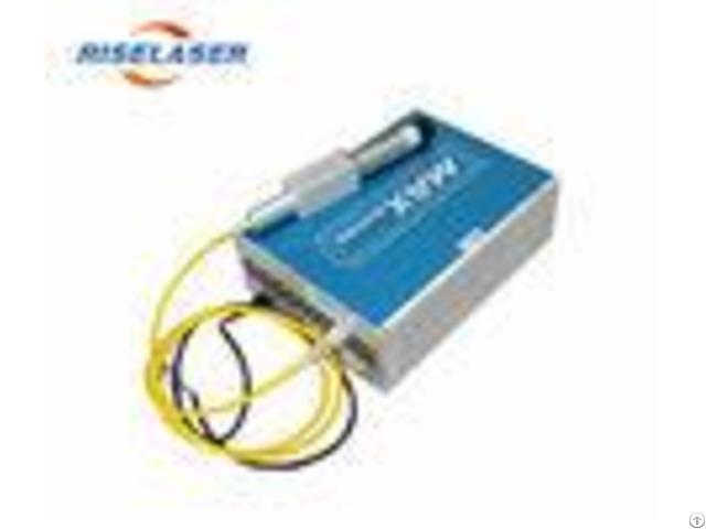 Color Marking Fiber Laser Source 1064nm Wavelength For Stainless Steel