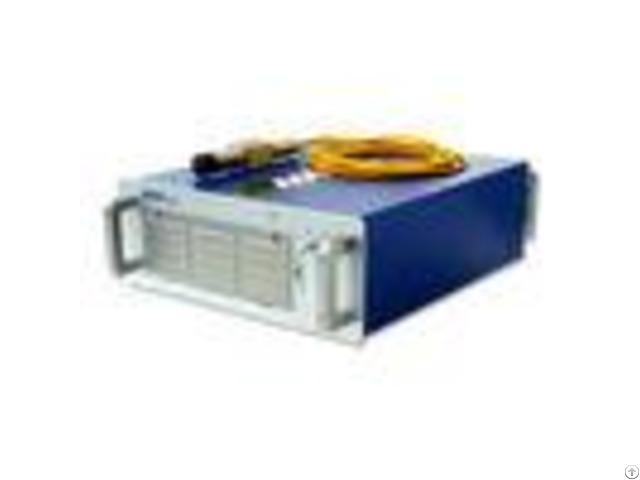 Industrial Deep Engraving Fiber Laser Source Short Optical Pulses High Peak Power