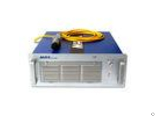 Q Switched Fiber Laser Source Maxphotonics 200w For Metal Cleaning Industry