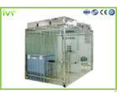 Laboratory Clean Room Booth Anti Static Dustproof Curtain Wall Material