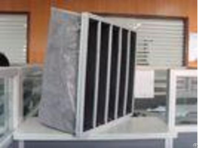 High Safety Bag Air Filters Average Arrestance 80% 99% Simple Operation
